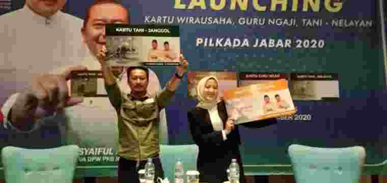 Menangkan Pasangan Aman di Pilkada Pangandaran, PKB Luncurkan Tiga Kartu PUMR