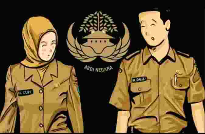 angka perceraian ASN Subang