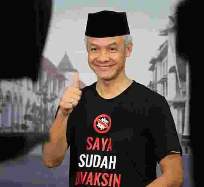 Ganjar Pranowo Sudah Lama Dievaluasi PDIP, Karena Aktif di Sosmed
